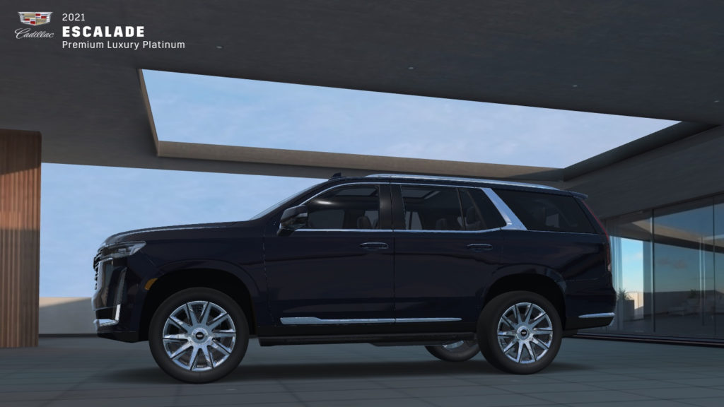 The 2021 Escalade Multiplex Mad Blog Media