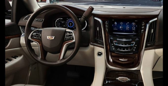 2018 Cadillac Escalade Serious Wheels