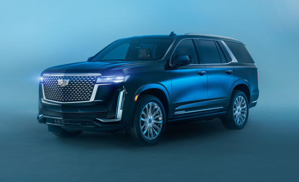 New 2021 Cadillac Escalade Luxury Features, Lease ...
