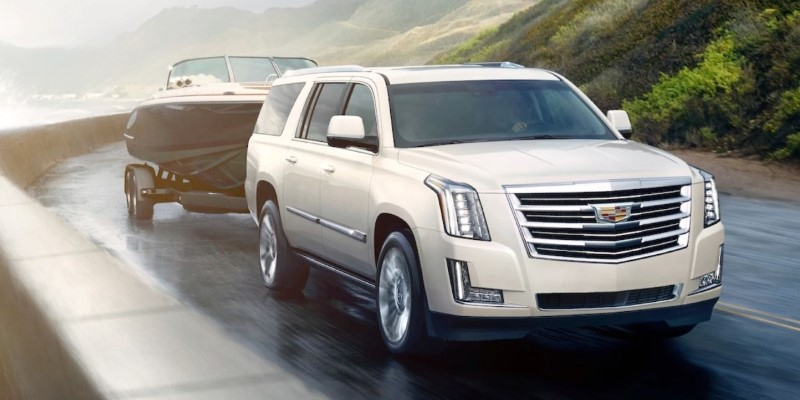 2020 Cadillac Escalade Review Price Lease Deals With