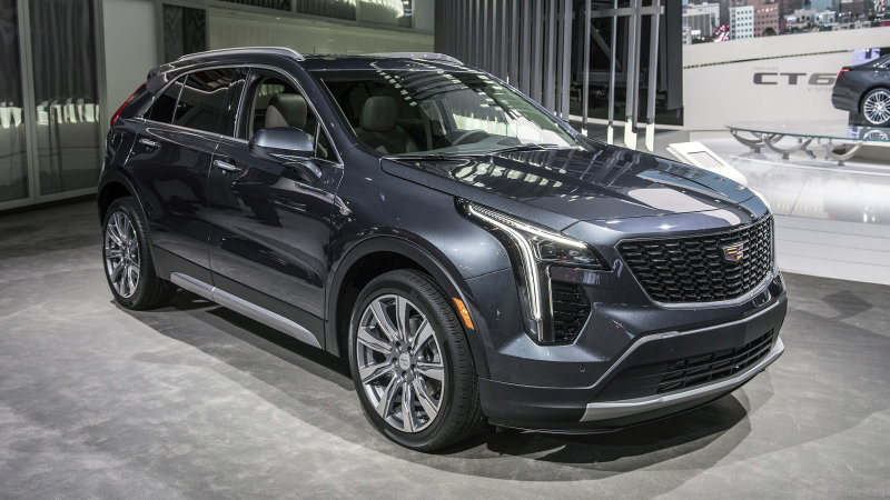 2019 Cadillac XT4 Crossover Will Battle Lincoln MKC After