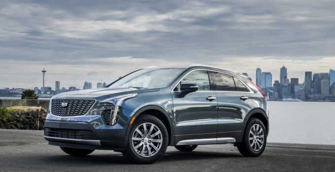 2020 Cadillac XT4 Reviews Price Specs Features And