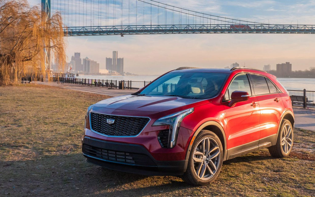 2021 Cadillac XT4 Reviews News Pictures And Video