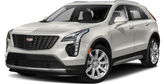 A 2020 Cadillac XT4 In St Johns NL Dealer Hickman