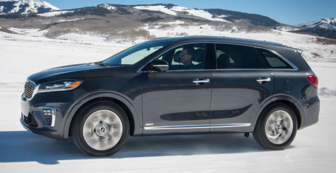 2019 Kia Sorento Priced From 25 990 Roadshow