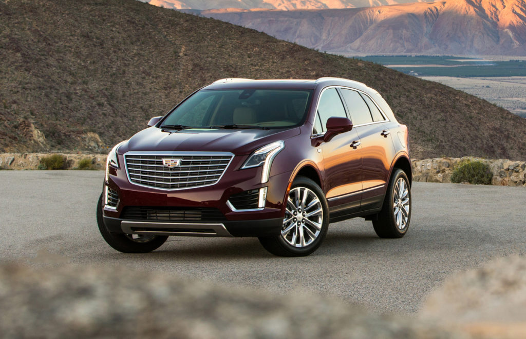 First Look 2017 Cadillac XT5 TestDriven TV