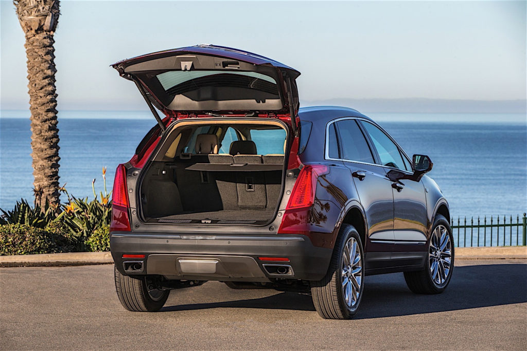 CADILLAC XT5 Specs Photos 2016 2017 2018 2019