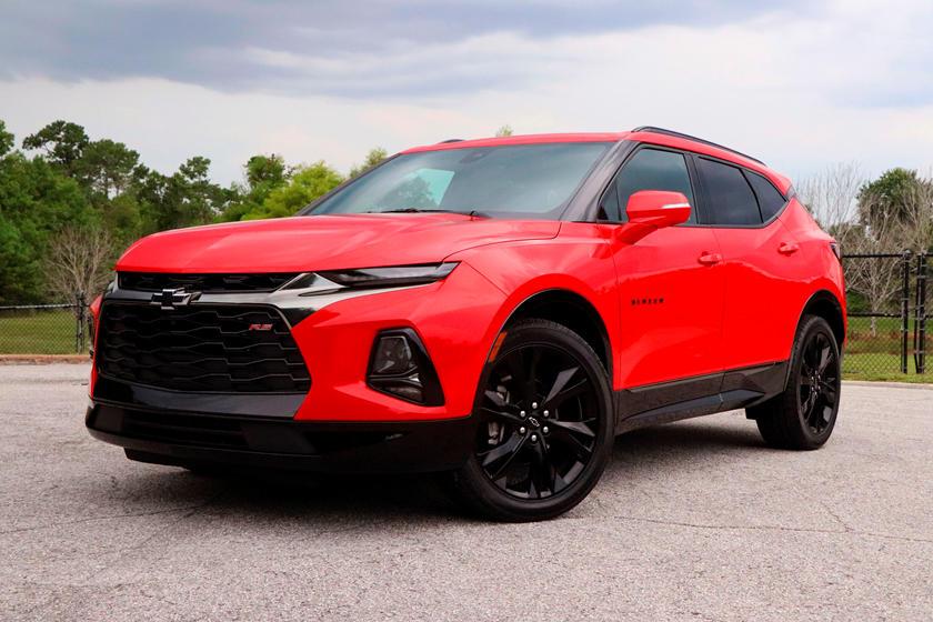 2020 Chevrolet Blazer RS Price Review Ratings And