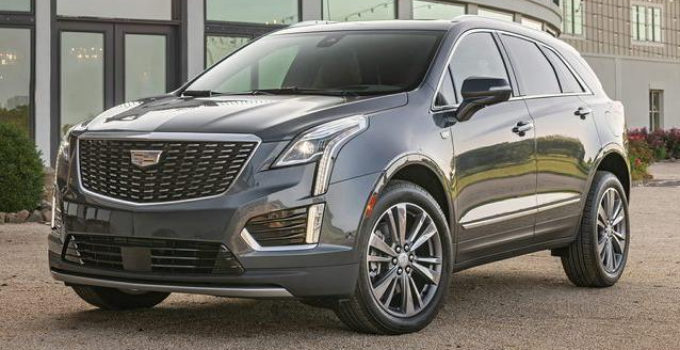 New Cadillac XT5 SUVs For Sale At Andrews Cadillac