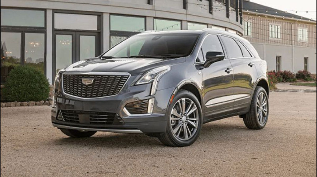 2021 Cadillac Xt5 Out Changes Release Date V Tom Deals