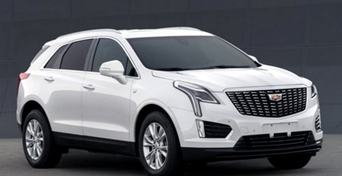2020 Cadillac XT5 Leak Minor Refresh For Popular Crossover