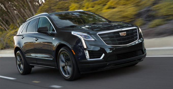 Cadillac XT5 Sport Package Gets Dark For A Limited Time In