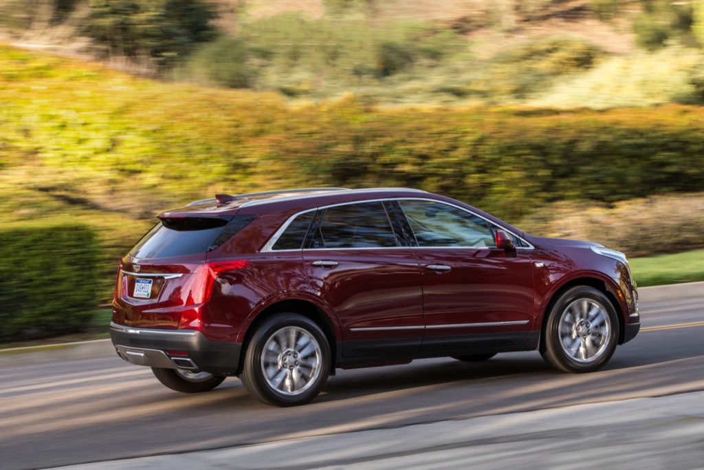 Cadillac XT5 Brings New Gauge Cluster Design GM Authority