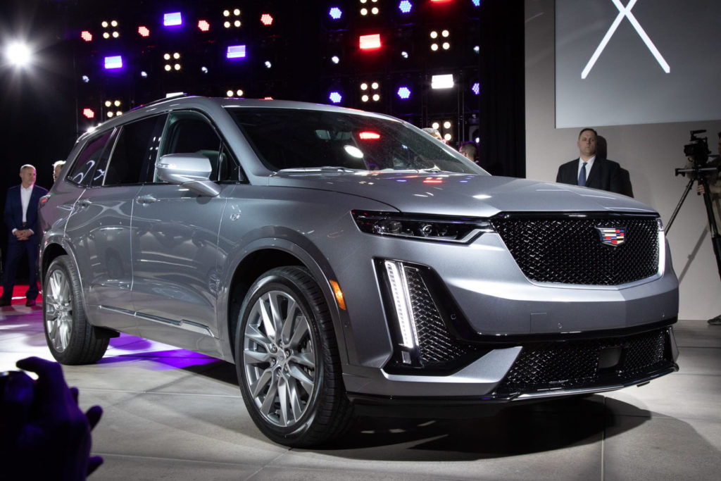 You Can Get A 2020 Cadillac XT6 For 20 Grand Less Than An