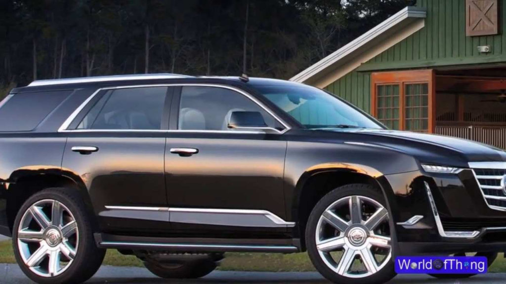 2020 Cadillac Escalade Body Style Change Car Review