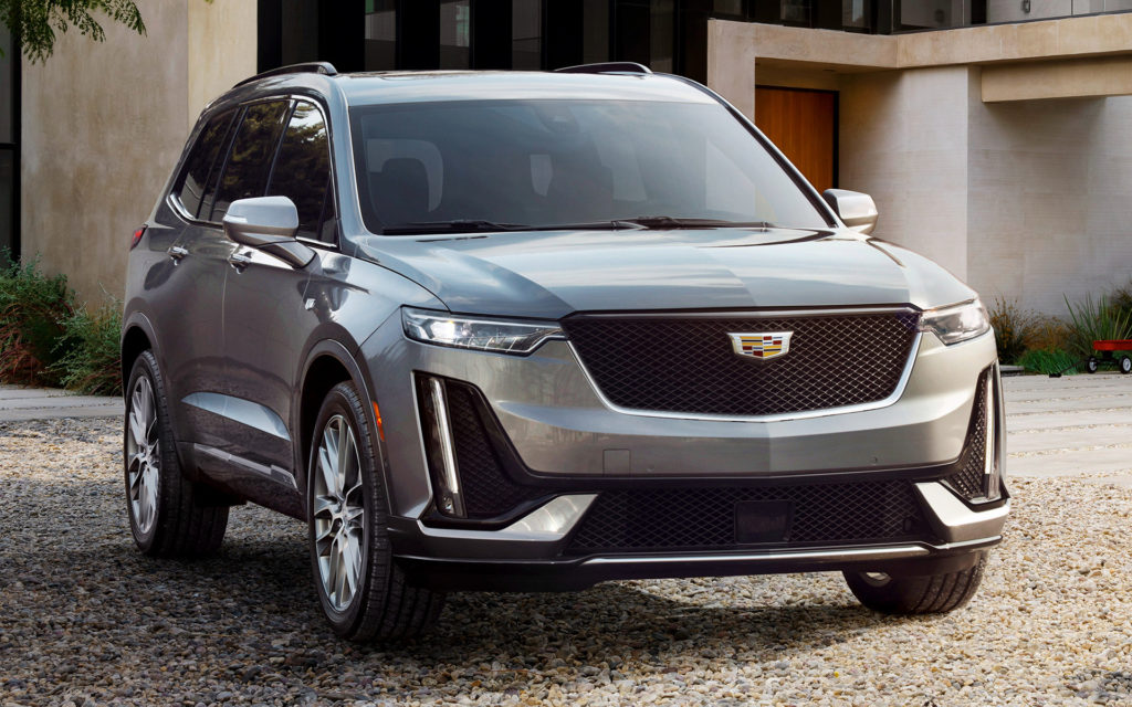2020 Cadillac XT6 Sport Wallpapers And HD Images Car Pixel