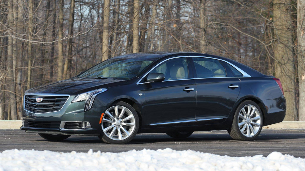 2018 Cadillac XTS V Sport Review Not That Kind Of V