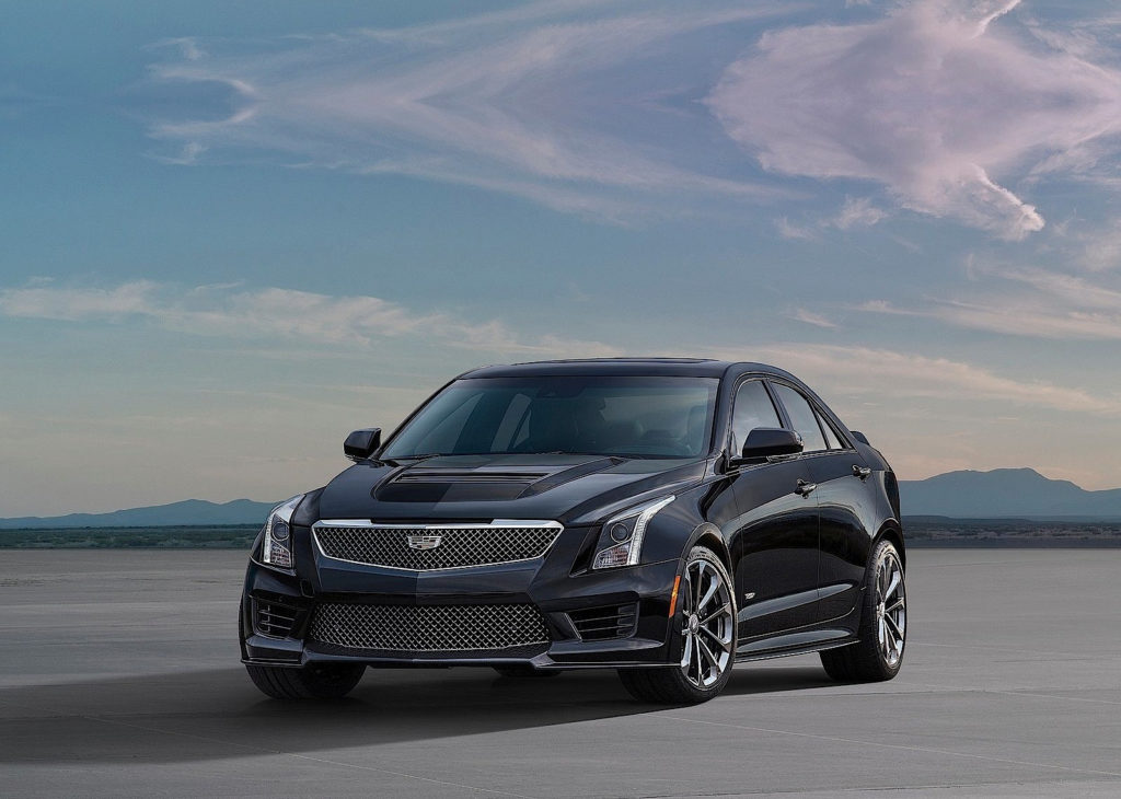 CADILLAC ATS V Specs Photos 2015 2016 2017 2018
