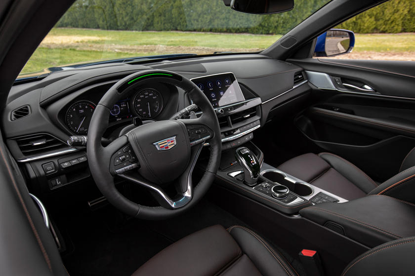 2020 Cadillac CT4 V Review Trims Specs And Price CarBuzz