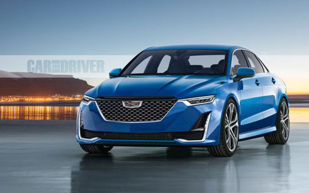 2020 Cadillac CT5 Reviews News Pictures And Video