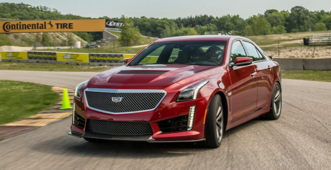 2016 Cadillac CTS V First Drive Review Motor Trend