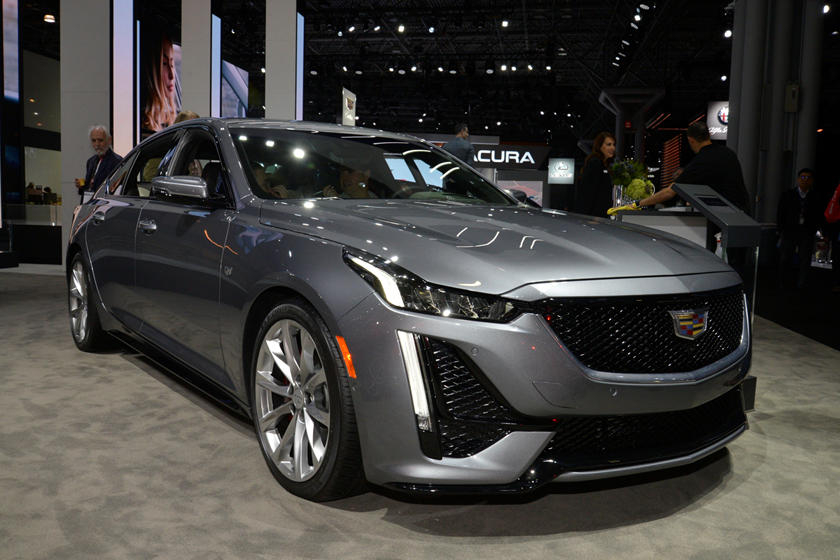 New Cadillac CT5 Won t Be As Awesome As We Thought CarBuzz