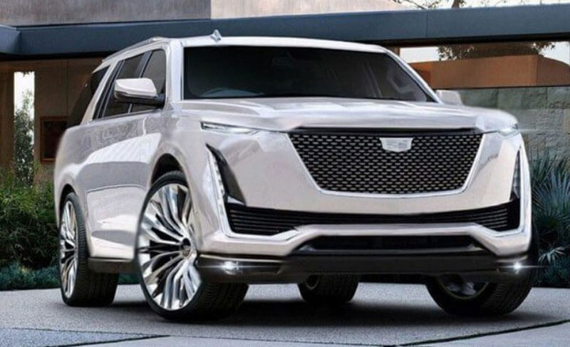 2020 Cadillac Escalade Review Rating Specs Truck SUV
