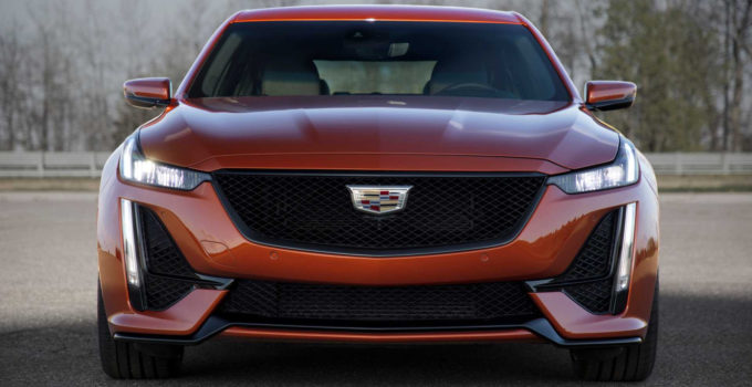 Report Blackwing Could Replace V As Cadillac s High