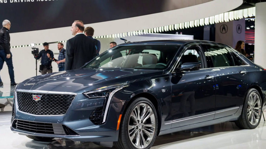 AMAZING 2019 Cadillac CT6 Preview Revealed Smarter And