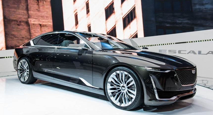 2021 Cadillac CT6 Colors Dimensions Release Date 2022