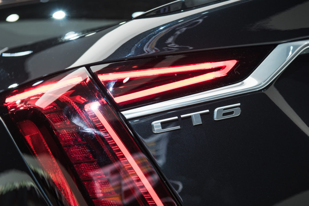 Cadillac CT6 V Gets Various Changes For 2020 Model Year