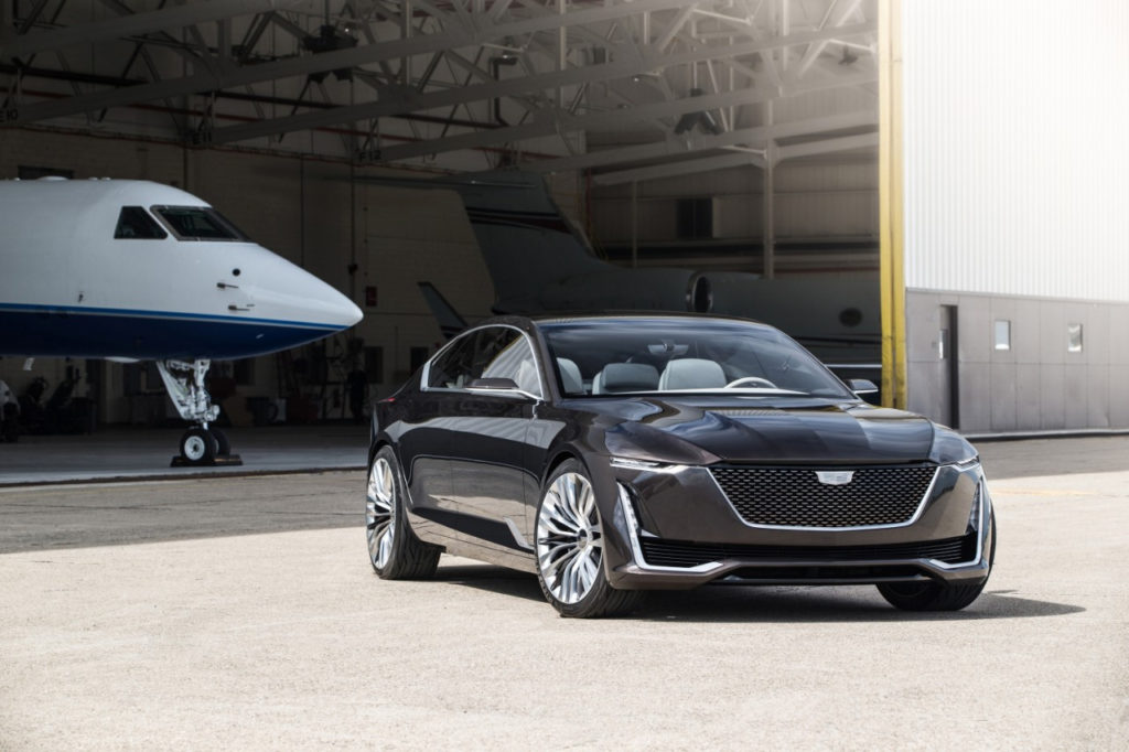 Cadillac Escala Rumored To Go Into Production In 2021