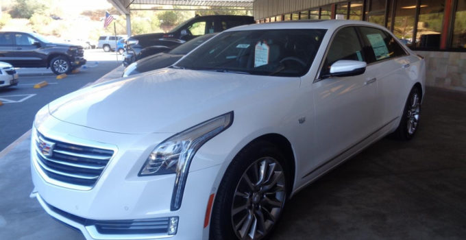 2018 Cadillac CT6 For Sale In Jamestown