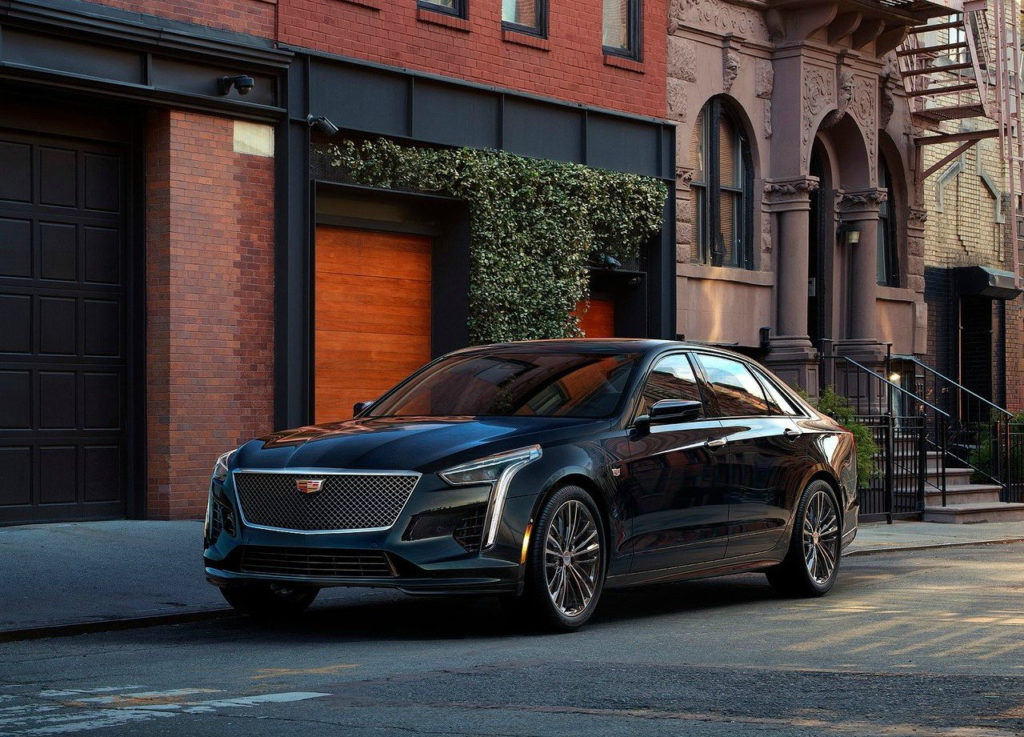 Updated 2019 Cadillac CT6 Gets Escala Styling V Sport