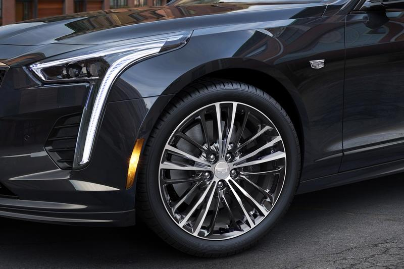 2019 Cadillac CT6 V Sport Top Speed