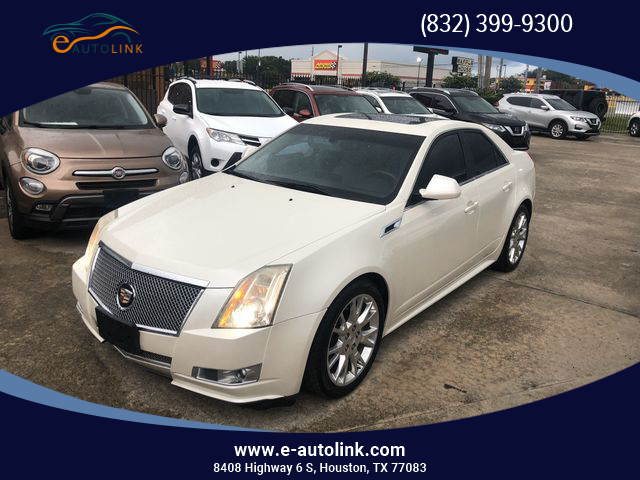 USED CADILLAC CTS PREMIUM COLLECTION 2013 For Sale In