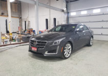 2014 Cadillac CTS Car Details Inventory Canadian
