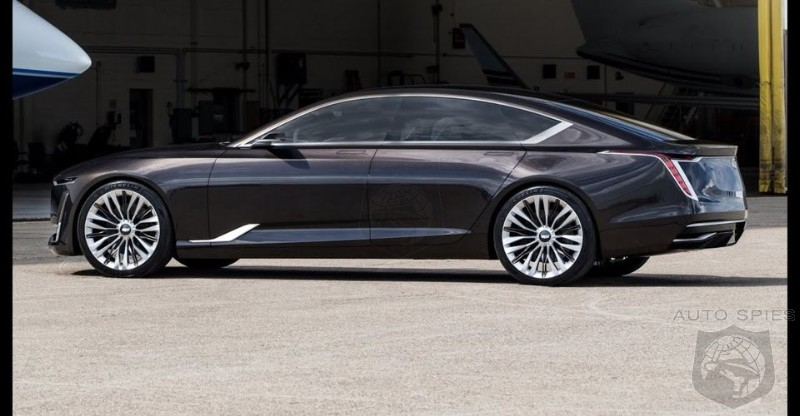 Cadillac s New Celestiq Flagship To MSRP For 200 000
