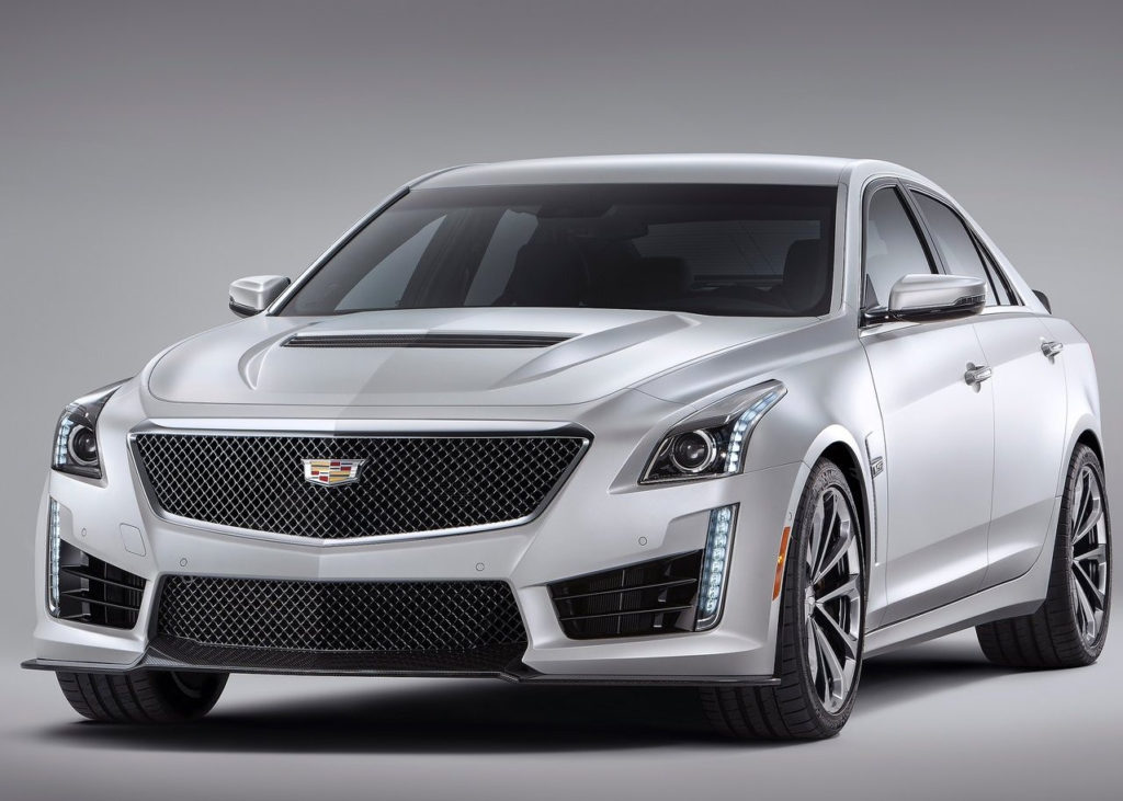 2020 Cadillac CTS V Redesign Specs Price Release Date
