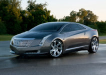 Cadillac Designs The ELR Extended Range Electric Vehicle