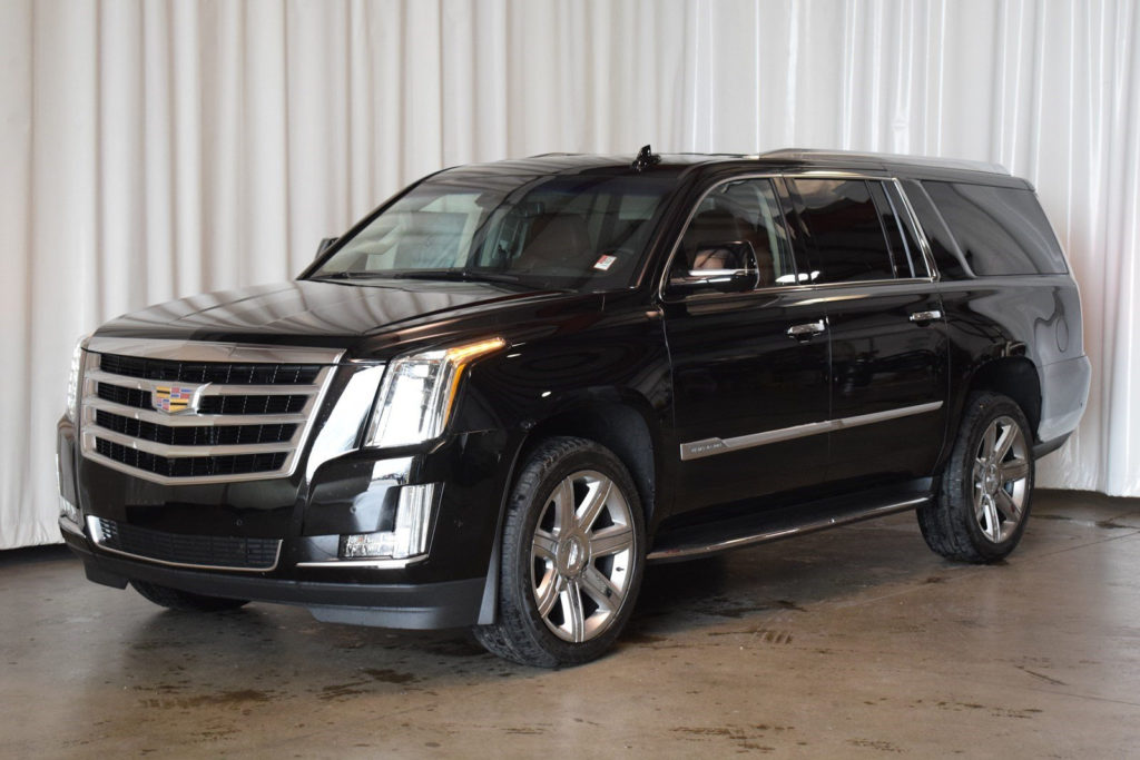 New 2019 Cadillac Escalade ESV Luxury SUV In Fremont