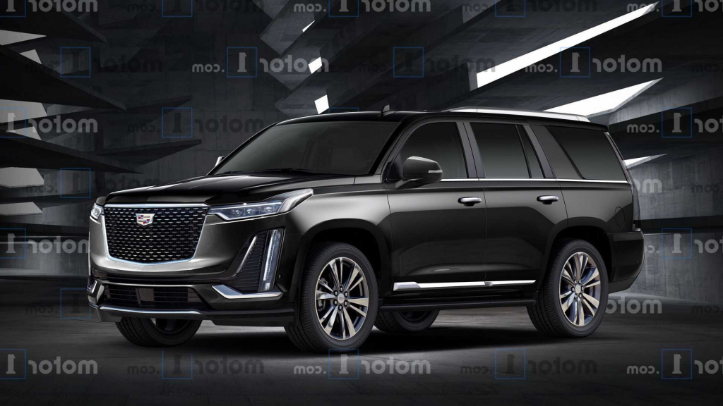 2022 Cadillac Escalade Engine SUV Models