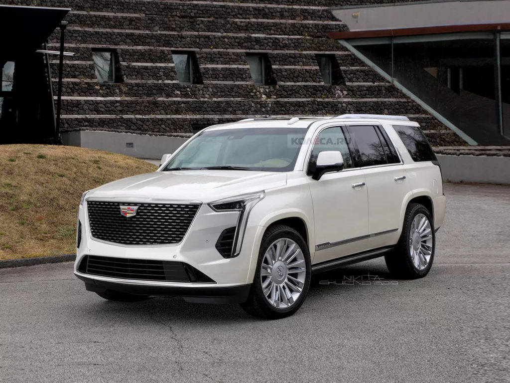 2021 Cadillac Escalade Looks Much Better Than All New