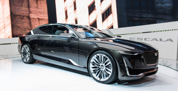 Future Cadillac Automobiles Product Plan Roadmap
