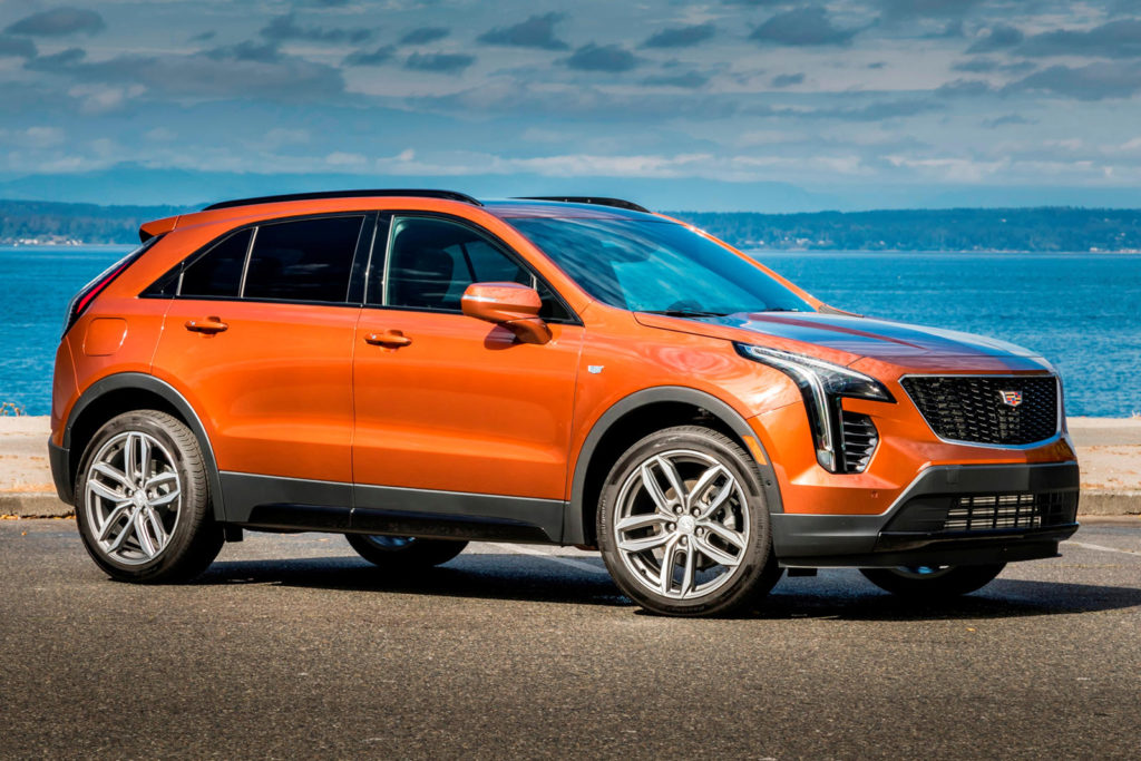 2020 Cadillac XT4 Review Price New Interior Features