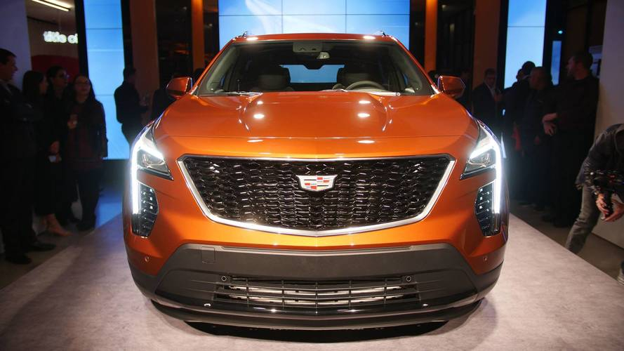 2019 Cadillac XT4 Is A Smaller More Affordable Luxury SUV