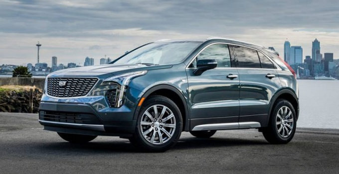 2021 Cadillac XT4 Changes Equipment Price SUV 2021