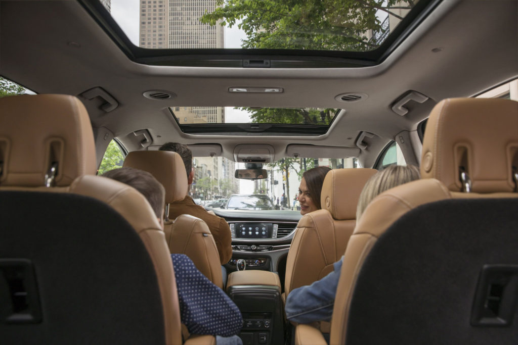 2018 Buick Enclave The Epoch Times