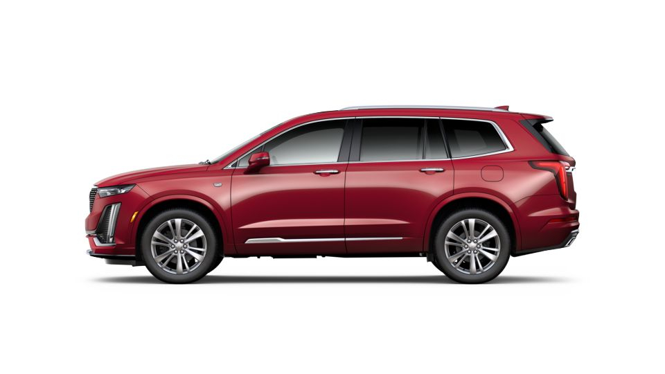 New 2020 Cadillac XT6 Red Horizon Tintcoat For Sale Price