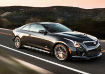 2018 Cadillac ATS V Changes Release Date Price Engine